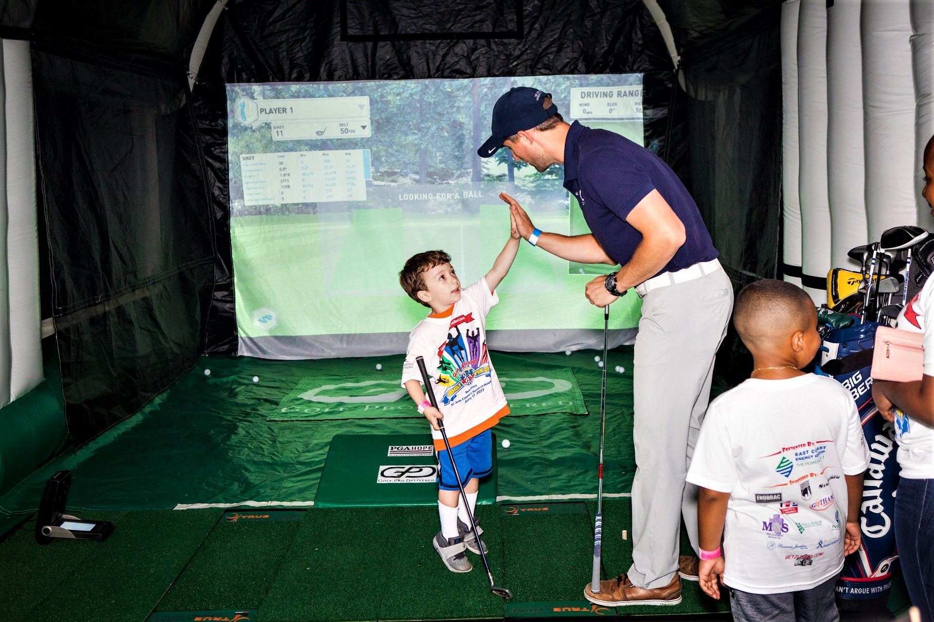 PGA Golf Clinics