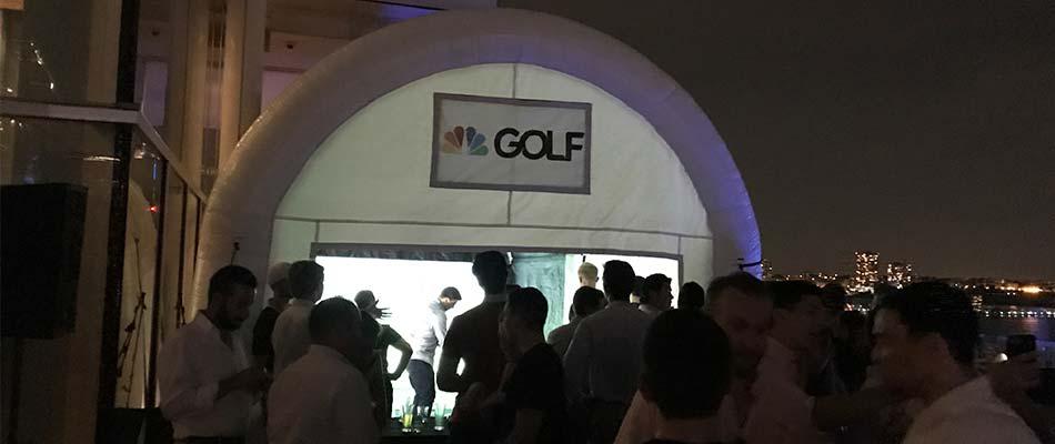 Golf Pro Delivered