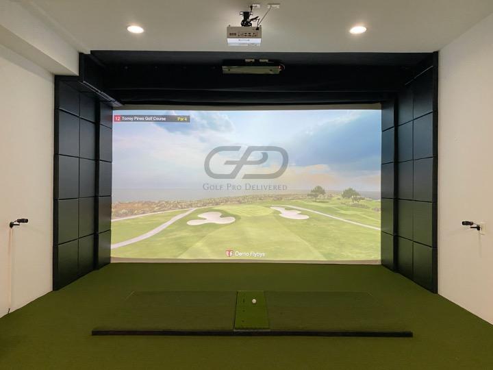 Home Golf Simulators